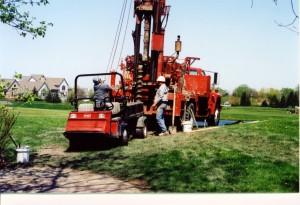 Back of Rig JCCT2, June 02, 2003